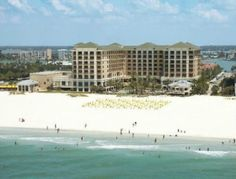 """The Sandpearl Resort, located on the beautiful sand of Clearwater Beach, is offering """"Dolphin Tale 2"""" packages."""