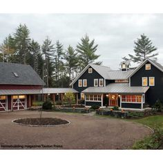 Barn House Design Ideas, Pictures, Remodel, and Decor - page 11