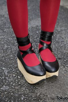 Vivienne Westwood rocking horse shoes