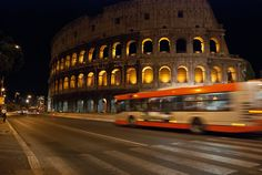 AFAR.com Highlight: The Colosseum at Night by Larry Robinson