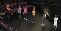 Spokane Civic Theatre Academy offers classes and camps all year round!
