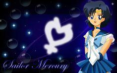 Super Sailor Mercury   Sailor Mercury wallpaper 2.0 by killzone667