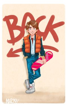 Marty Mcfly by MZ09.deviantart.com