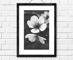 Cherry Blossom PrintInstant by InstantGalleryWall on Etsy
