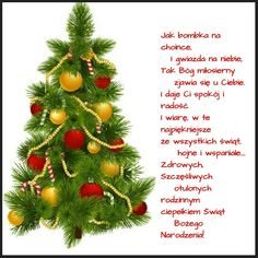 Kartka świąteczna 🌲🎅💟💚😇 Diy Cadeau Noel, Christmas Wreaths, Christmas Tree, Fruit, Holiday Decor, Crafts, Craft Ideas, Handmade Beads, Hands