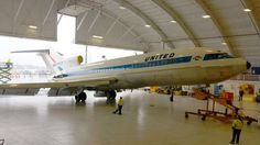 More than 50 years later, the first Boeing 727 will fly again.
