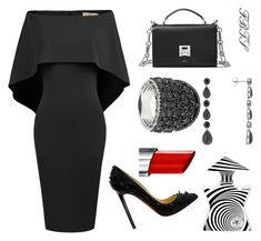 Only A Matter Of Time by flybeyondtheskies on Polyvore featuring By Terry, Bond No. 9 and Christian Louboutin