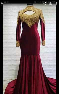 Online Fashion Magazines, Fashion Online, Dresses With Sleeves, Long Sleeve, Sleeve Dresses, Long Dress Patterns, Gowns With Sleeves