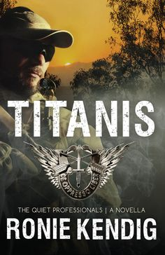 TITANIS - a Discarded Heroes novella