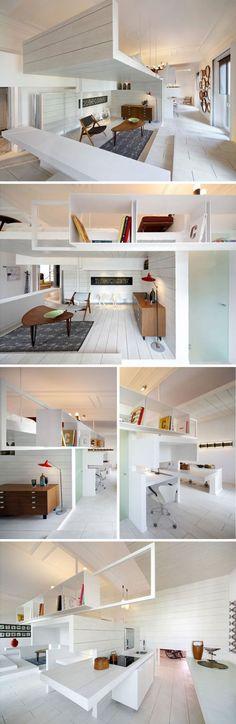 loft mezzanine