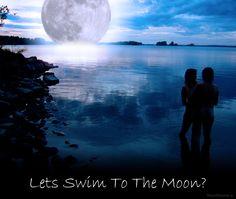Moon Lake..