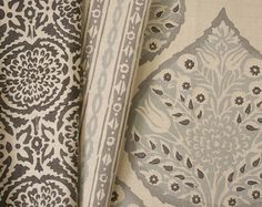 Henhurst Interiors: Spring Fabric Collection from Galbraith & Paul