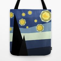Starry Night Art Print by samkee Starry Night Art, Van Gogh, Quilts, Art Prints, Classic, Painting, Tote Bags, Template, Design