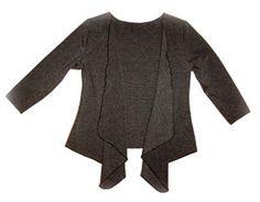 Free Sewing Patterns Cardigan | schneidern-naehen.de