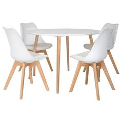 Brandon 5 Piece Dining Package | Freedom Furniture and Homewares