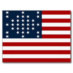 Fort Sumpter Flag April 12, 1861