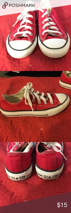 All stars Size 1.5 Shoes