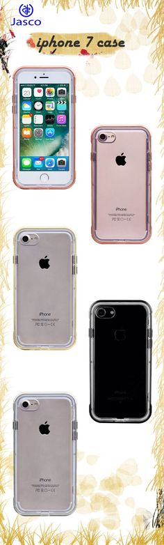 iPhone 7 Case  Dual Layer/shock Absorptive/Scratch-resistant /Extreme Impact/Ultra Slim/Lightweight /PC+TPU Crystal Clear/4.7 inch/Protective Cell Phone Case for iPhone 7- Rose Gold https://www.amazon.com/Products-Absorptive-Scratch-resistant-Lightweight-Protective/dp/B01NH0WGUY/ref=sr_1_1?ie=UTF8&qid=1494640807&sr=8-1&keywords=iphone+7+case