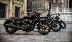Harley-Davidson Street 500 | Harley-Davidson Street 500 / 750 Owner's Manual 2015