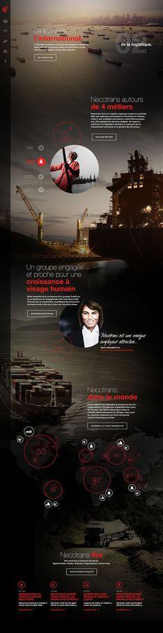 Necotrans live   #webdesign #it #web #design #layout #userinterface #website #webdesign repinned by www.BlickeDeeler.de   Visit our website http://ift.tt/1fmypks