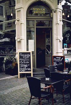 Xaverius Dining Café | Koornmarkt 21, Antwerpen, Belgium