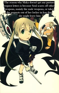 soul eater headcanon - Google Search