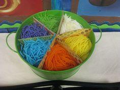 Music Classroom Tour - Rhythm and Glues- Recorder Karate Belt Bucket