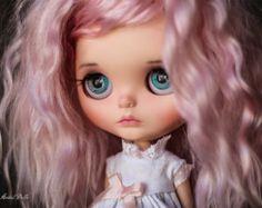 OOAK custom Blythe doll by Sharon Avital - 'Lala'