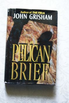The Pelican Brief by John Grisham 1992 Hardcover Large Type 0385421982 | eBay