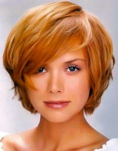Short red hairstyles picture number 39.