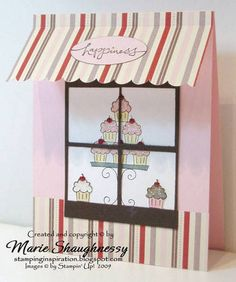 crazy for cupcakes stampin up - Google Search