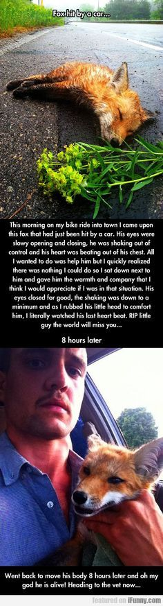 this was so sad at first than i got to the bottom and then i went awwwwww