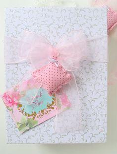 Embalagem feminina * Girlie wrapping