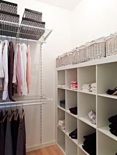licht & luchtig // 10 Ideias para closets