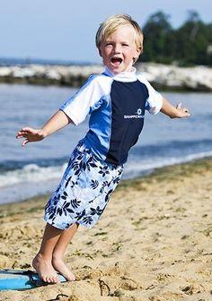 UV Shirt Navy/Light Blue/White http://www.zonnepakje.nl/product/uv-shirt-navylight-bluewhite/
