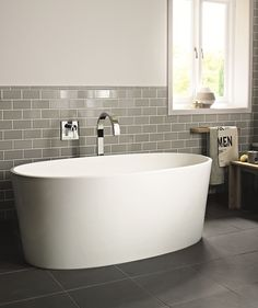 Pod Bath -  want this 'on stage' in my bathroom!