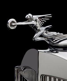 1930's Packard S8 Hood Ornament