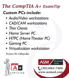 Computer Technology, Computer Science, Energy Technology, Comptia A, Types Of Network, Exams Tips, Thing 1, Computer Network, Computer Hardware
