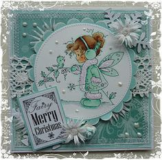 http://craftycat957.blogspot.com, Whimsy stamp