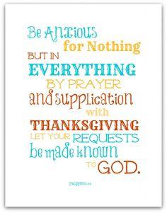 Free Printables Thanksgiving Scriptures
