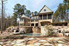 Photo of home for sale at 1061 LAKE CLUB VIEW, Greensboro GA