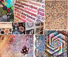 We visited the National Exhibition Centre to visit the Festival of Quilts. We spotted lots of talented work in #LibertyPrint, read more about the blog post on the #LibertyCraftBlog