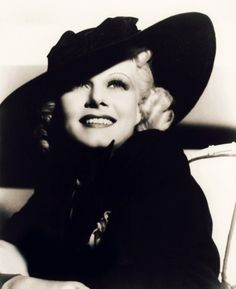 Jean Harlow ~ 1930's | Old Hollywood | Pinterest