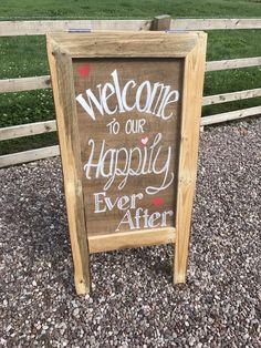 Moonbeam Events. Rustic Chalkboard. For hire or purchase. Contact us at Facebook. MoonEvents - Magic Mirror Hire