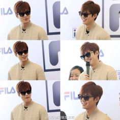 I love Lee Min Ho