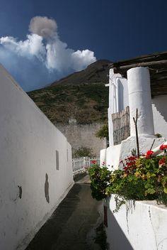 Stromboli, Aeolian Islands, Sicily, Italy province of Messina