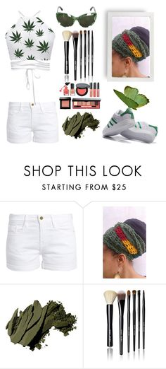 """""""Summer Soon."""" by ohitsjanedoe ❤ liked on Polyvore featuring Frame, Bobbi Brown Cosmetics and Dolce&Gabbana"""