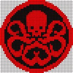 perler hydra marvel - yahoo Image Search Results