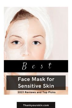 Are you looking for a face mask for your sensitive skin? If yes, then your wait is over, as we spend long hours picking the best-branded face mask for your sensitive skin. We assure you that all the products are pocket-friendly and you must try them.#skin mask diy #skin care mask Acne Face Mask, Best Face Mask, Diy Mask, Best Face Products, Sensitive Skin