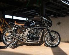 Suzuki GS500 Cafe Racer – H2 Moto